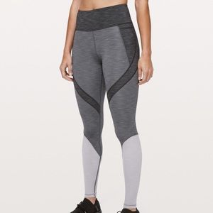 Lululemon high rise pants